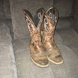 Used Working Boots
